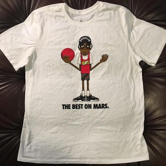 444bda684bc Jordan Shirts | Spizike Mars Blackmon Tshirt Xl | Poshmark